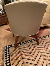 Upholstered Pair of Vintage chairs - The Sweetwood Collection