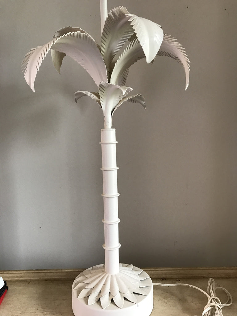 Mid-Century Palm Tree Lamp in manor of Serge Roche