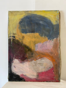 Vintage Abstract Painting