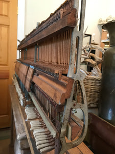 Antique Piano Keys - The Sweetwood Collection