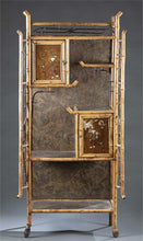 Antique Bamboo  Cabinet - The Sweetwood Collection