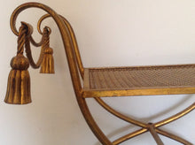 Italian Tassle Bench - The Sweetwood Collection