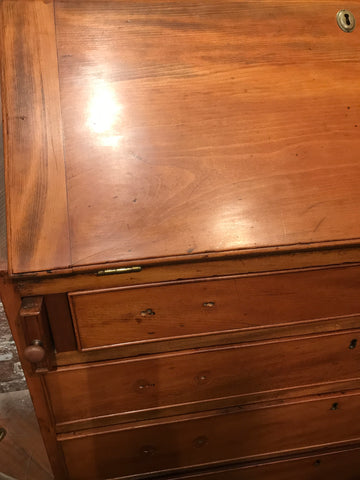 Late c. 1700's chippindale secretary - The Sweetwood Collection