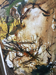 Abstract painting - The Sweetwood Collection