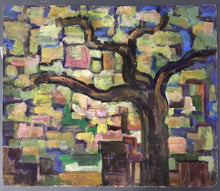 Abstract Tree  painting - The Sweetwood Collection