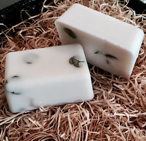 Introducing the Eucalyptus Mint Goat Milk Soap Bar!