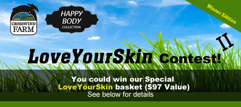 Contest - LoveYourSkin (WINTER EDITION)