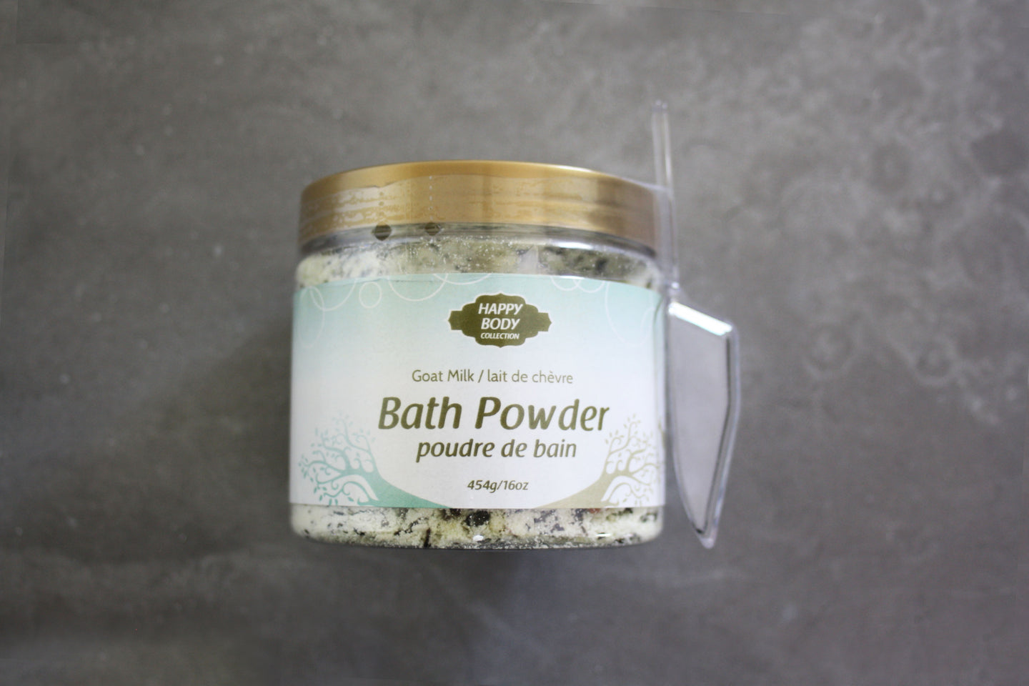 Goat Milk Bath Powder