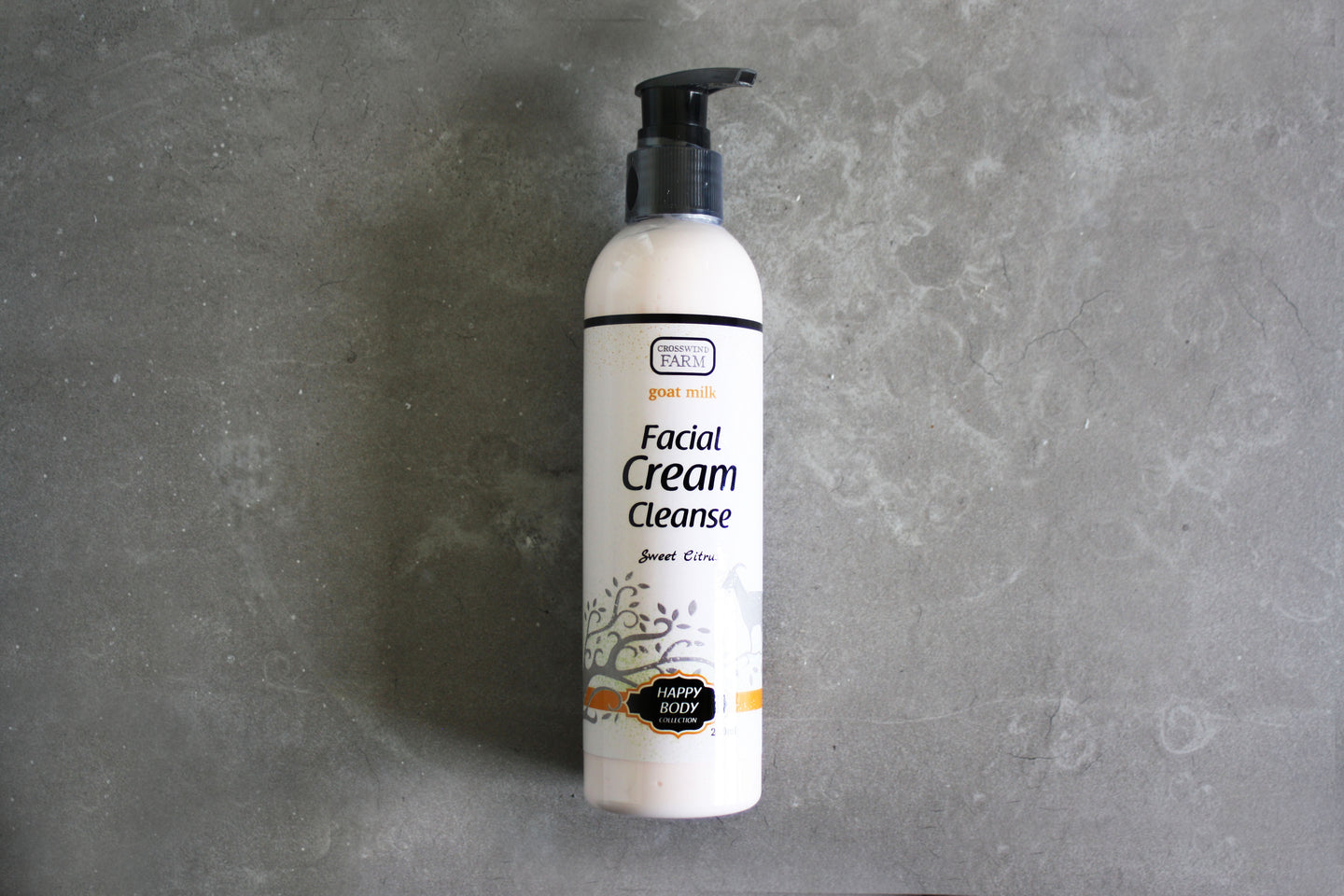 Facial Cream Wash