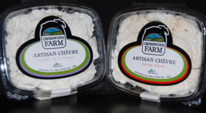 Fresh Chevre Goat Cheese