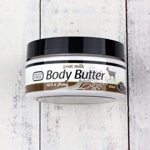 Milk & Honey Body Butter