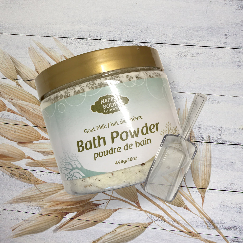 Goat Milk Bath Powder - Oatmeal