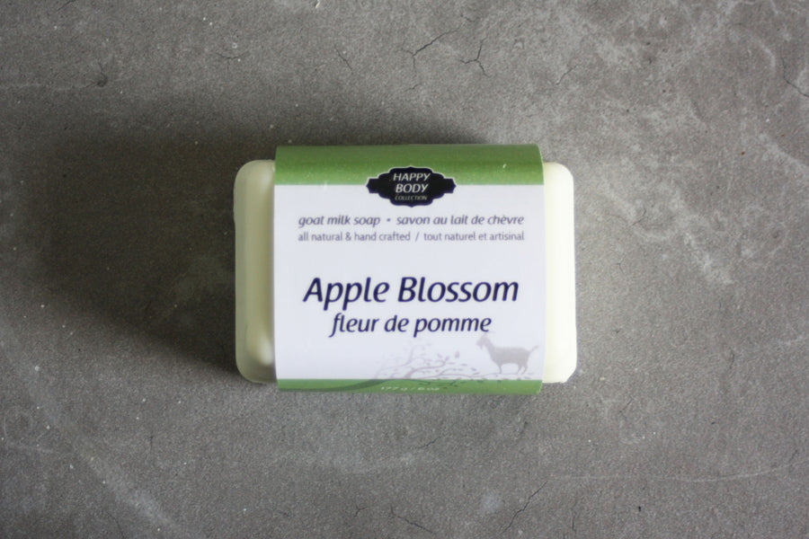 Apple Blossom Goat Milk Soap