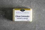 Citrus Coriander Goat Milk Soap