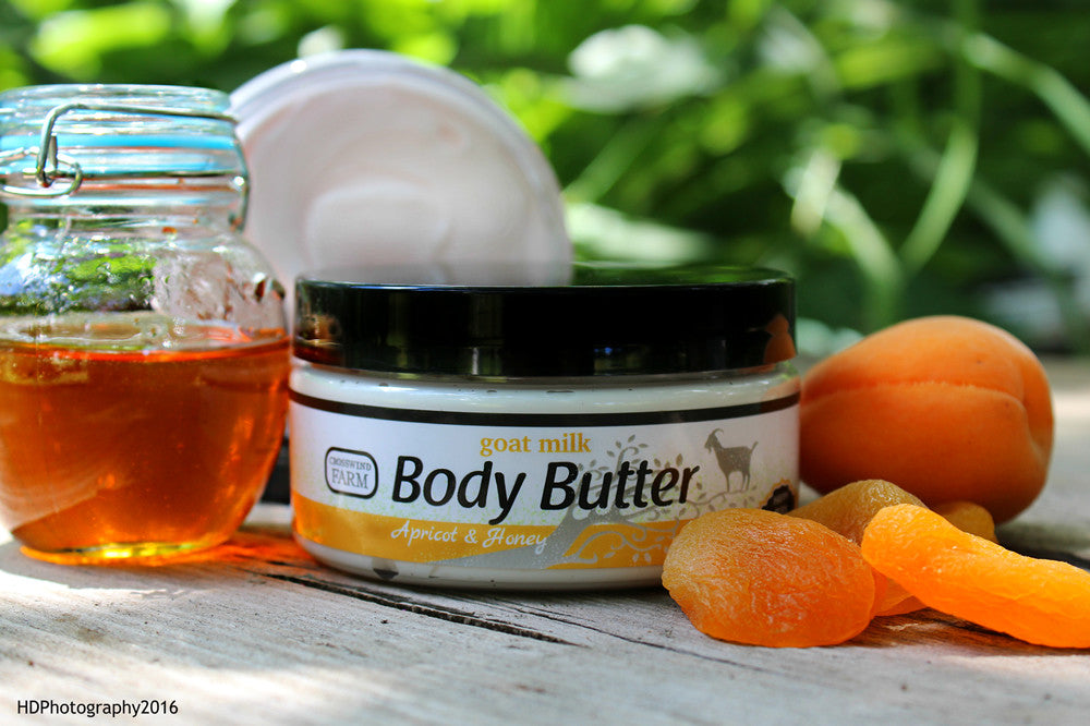 Apricot & Honey Body Butter