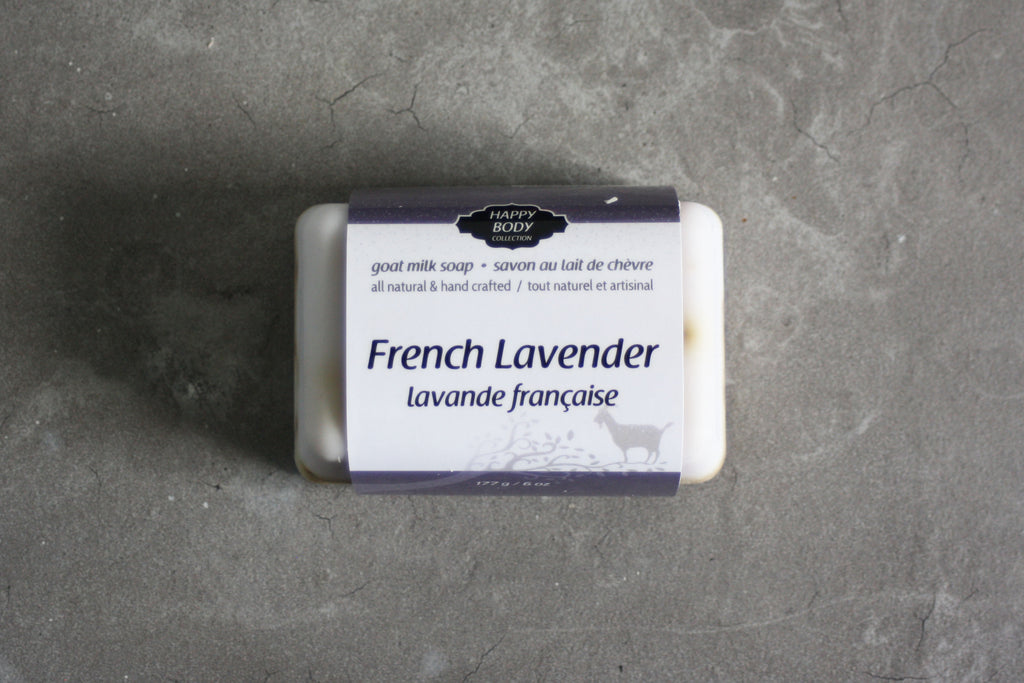 French Lavender Goat Milk Soap