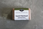 Sweet Patchouli Goat Milk Soap