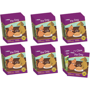 Letters & Sounds Phase 5 Set 2 Fiction - 6 Pack