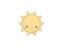 Load image into Gallery viewer, Sun Cutter