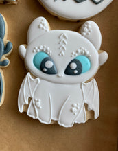 Load image into Gallery viewer, White Dragon Cookie Cutter