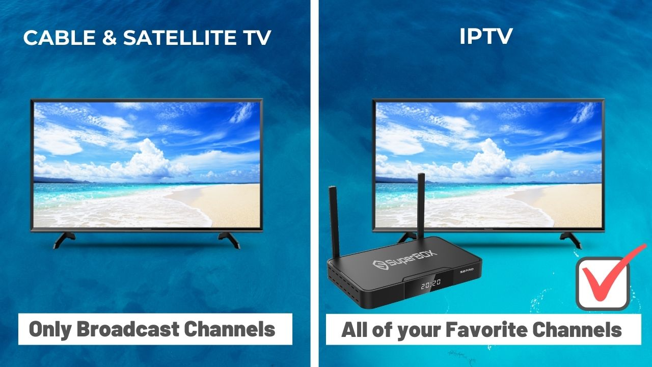 SuperBox S2 Pro vs cable and satellite TV