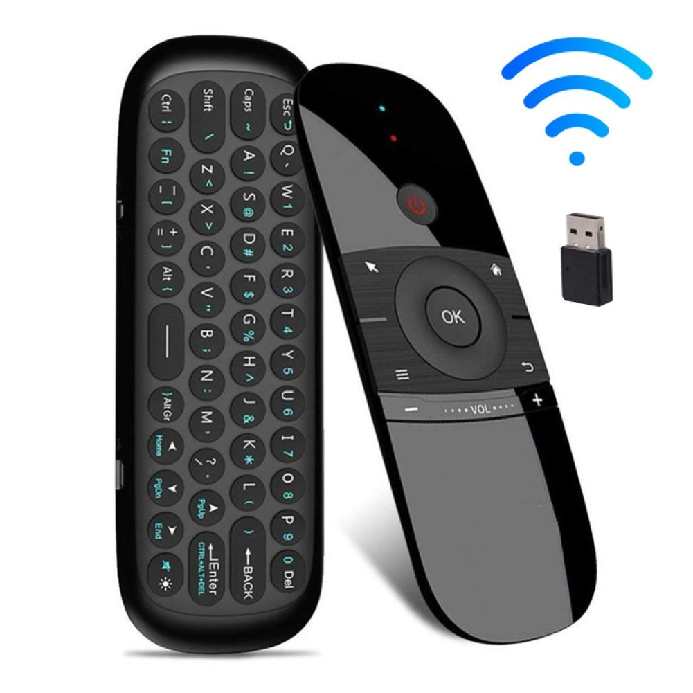 Mini Wireless Keyboard with Air Mouse