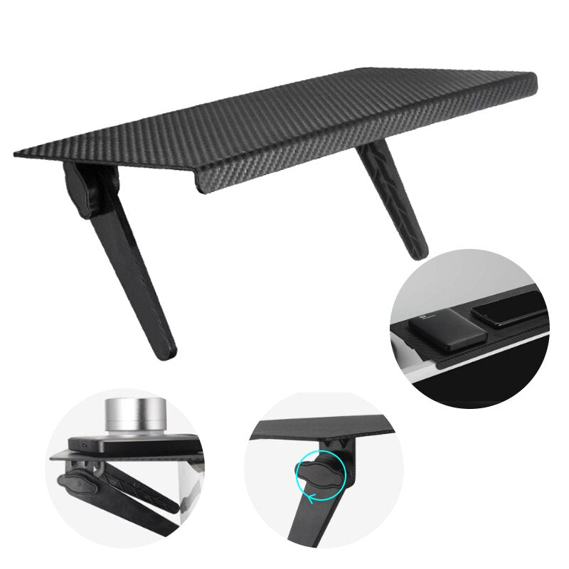 Foldable TV Top Stand/Mount for TV Box