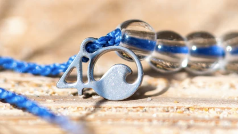4Ocean Bracelet Made from Recycled Materials