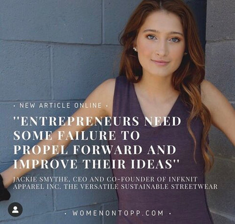 women-on-topp-interview-with-jackie-smythe-cofounder-infknit-sustainable-apparel-cover-image
