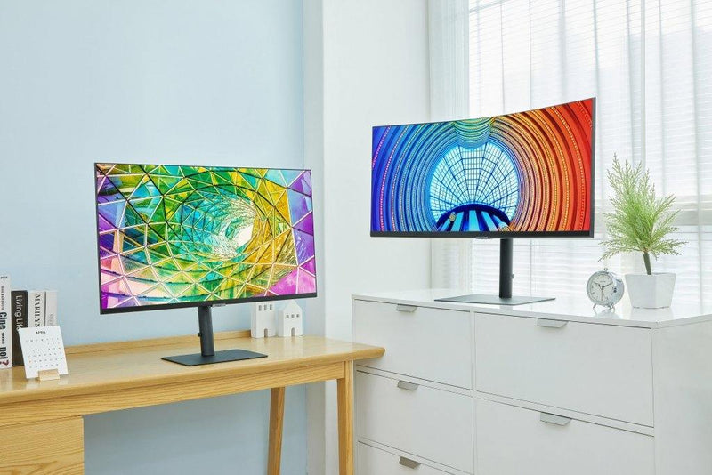 Samsung Launches New High-Resolution 2021 Monitor Lineup - Digiland Retail
