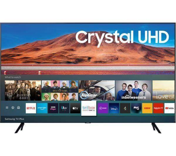 "SAMSUNG UE65TU7000KXXU 65"" Smart 4K Ultra HD HDR LED TV - digiland retail"