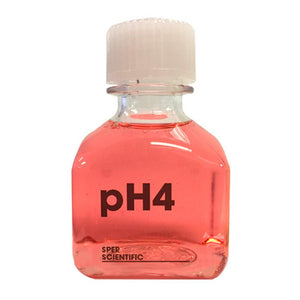 pH 4 Buffer - Sper Scientific Direct