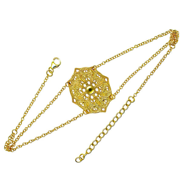 Mandala Choker Necklace