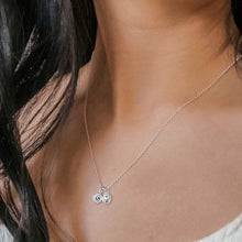 Load image into Gallery viewer, Personalised Double Initials Necklace