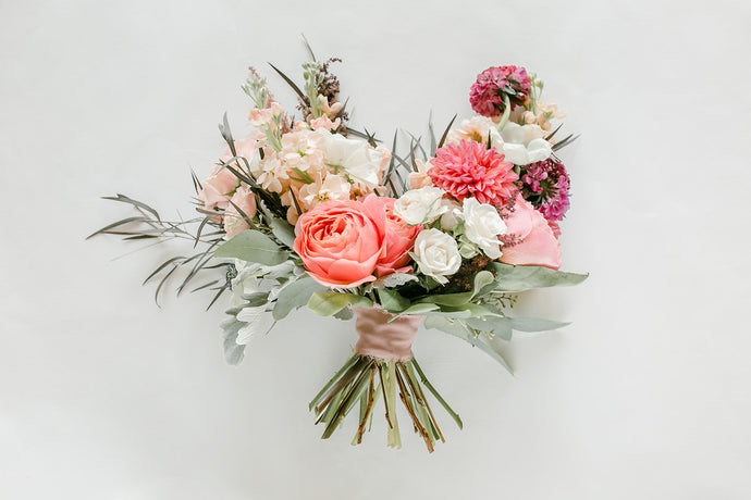 The Freedom Floral Guide to Preserving Your Wedding Florals