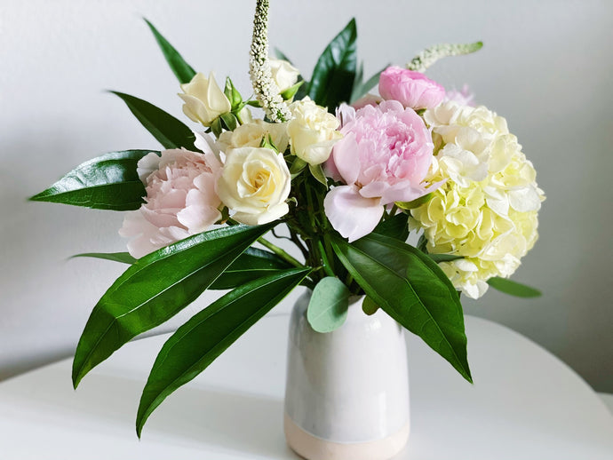 Example of Small Arrangement