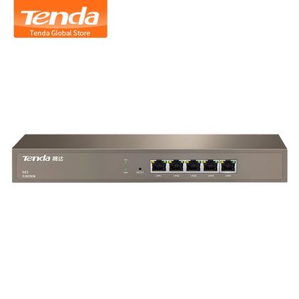 Tenda M3 5 Ports Gigabit Wireless AP AC Controller, AP Automatically Discover, AP and User Status Monitor,Centralized Management