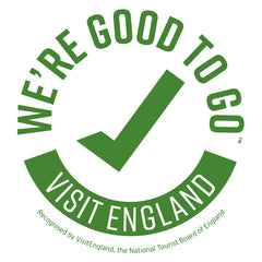 We're good to go certification mark