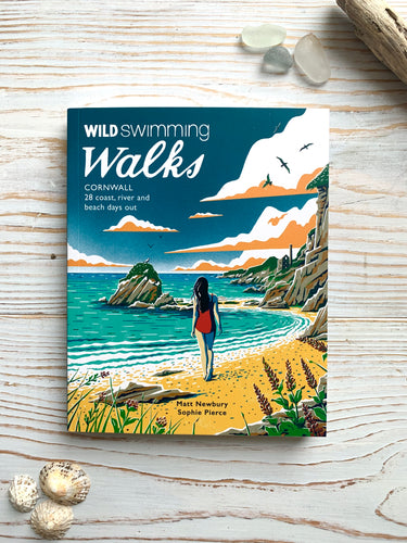 Wild Swimming Walks Cornwall book