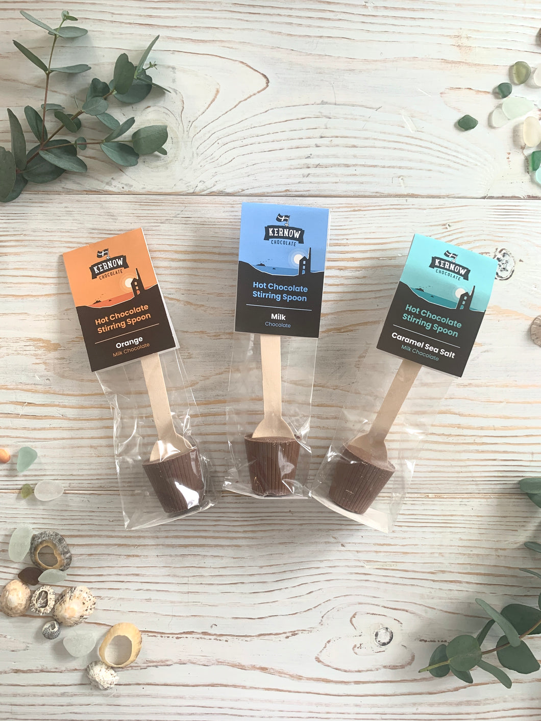 cornish hot chocolate spoons