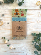 Load image into Gallery viewer, beeswax food wraps