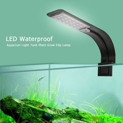 Super Slim 10W LED Waterproof Aquarium Light