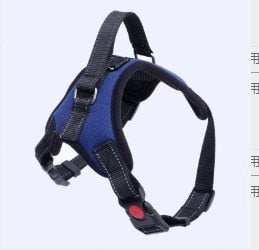 Dog Soft Adjustable Harness