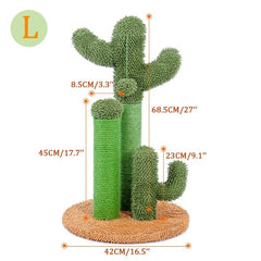 Cute Cactus Cat Tree