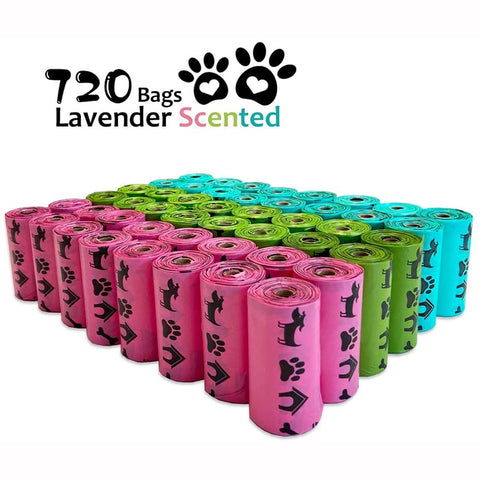 Biodegradable Dog Poop Bags