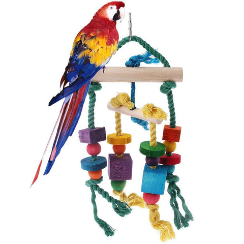 Colorful Beads Bells Toy