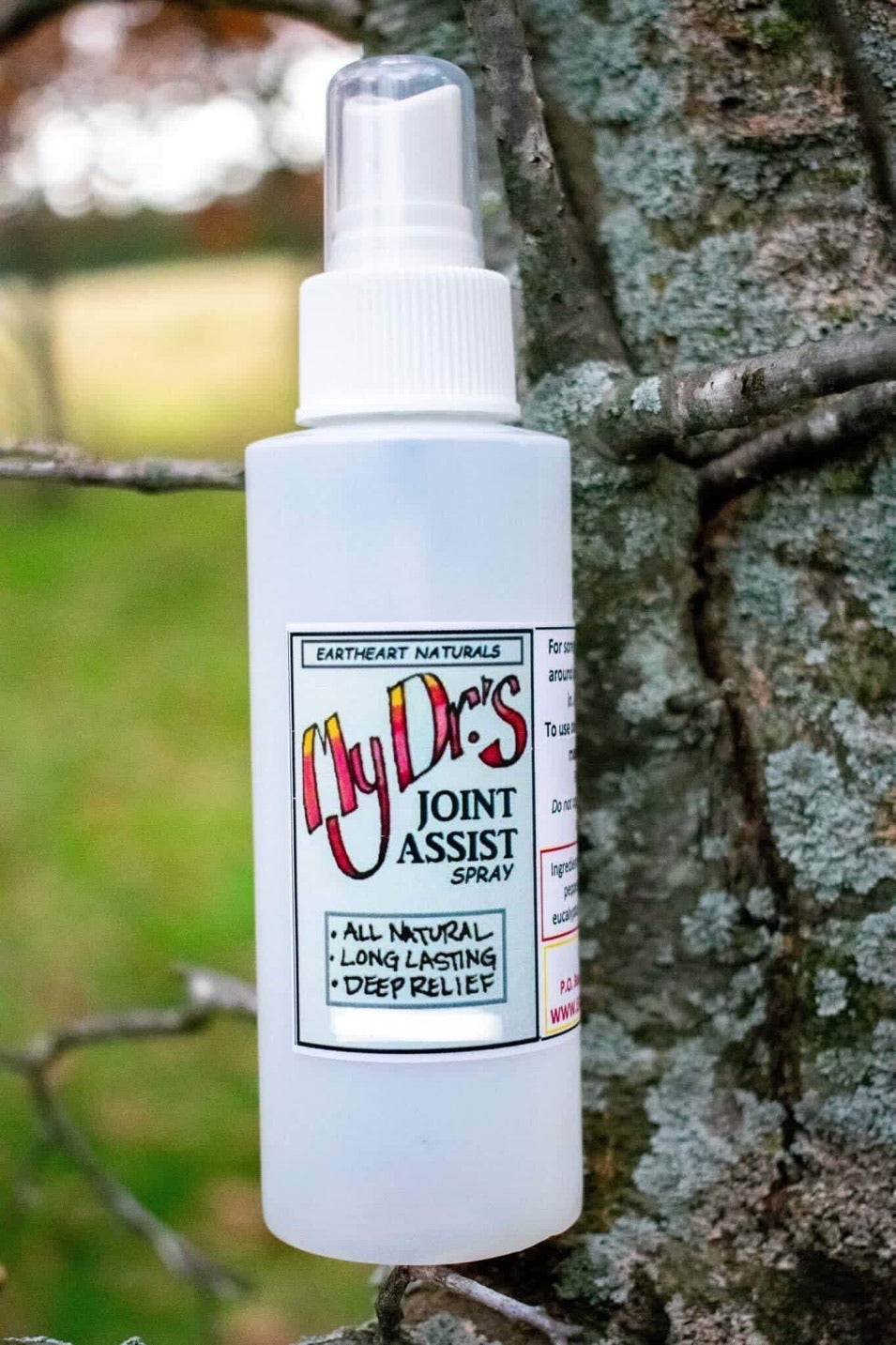 My Dr.'s Joint Assist Chiropractic Pain Spray 1 oz