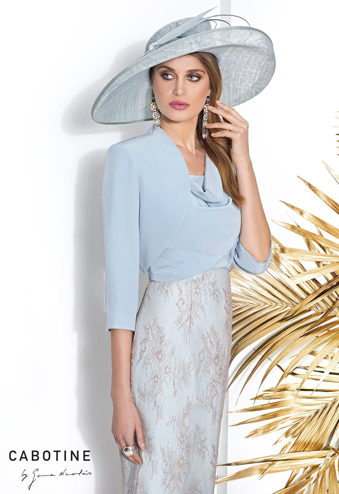 Cabotine style 5008247 mother of the bride outfit at The Rose Wardrobe