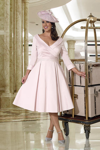 Dressed Up style 343 plus size mother of the bride outfit at The Rose Wardrobe