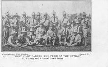 Load image into Gallery viewer, West Point Cadets, The Pride of the Nation, West Point, New York, 1905 Postcard